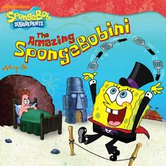 The Amazing SpongeBobini ($3.19 $ Kindle, $ 3.99 B), by Steven Banks and Heather Martinez (Illustrator), is the Nook Daily Find for Families, better than price matched on Kindle.