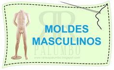 Ateliê de costura - Raíssa Palumbo: MÓDULO IX - MOLDES MASCULINOS