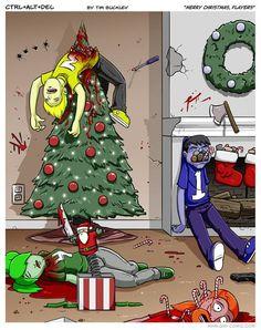 ... Bad Santa, Comic Books, Comics, Fictional Characters, Cartoons, Cartoons, Fantasy Characters, Comic, Comic Book