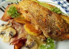 No Salt Recipes, Sushi, Pork, Menu, Yummy Food, Chicken, Fishing, Life, Pisces
