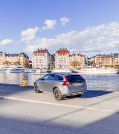 2016 V60 Cross Country in Stockholm, Sweden on Volvo Overseas Delivery
