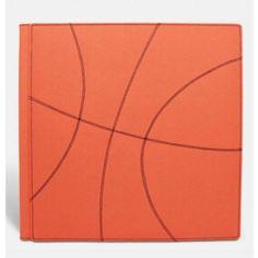 Álbum de fotos en piel de Ubrique. Modelo Basket. PielFort.