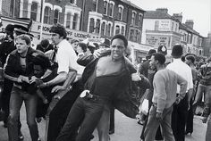 April 11th - 1981. Brixton Riots: first arrests outside the Frontline off-licence