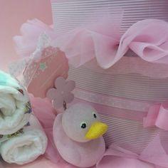 Parliamo di come realizzare una splendida torta di pannolini!