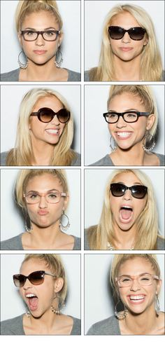 Casting Call: All Eyes on Carla Marie - Everything Bobbi Brown Glasses, Kiss Fm, Bobby Brown, All About Eyes, Eyeglasses, Eyewear, Fashion Beauty, It Cast, Classy