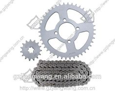 """""""Motocycle roller chain sprocket,1024 stainless steel material for bajaj ct100 chain sprocket,motorcycle sprocket for honda wave"""""""