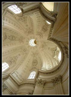 Chiesa di Sant'Ivo alla Sapienza, Roma - Francesco Borromini