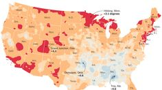 effects of human-induced climate change are being felt in every corner of the United States