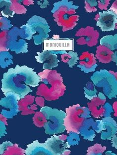 Pattern Design · Moniquilla