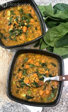 Lentil Curry (easy, fast, healthy and comforting) Lentil Recipes, Veggie Recipes, Indian Food Recipes, Soup Recipes, Cooking Recipes, Healthy Recipes, Ethnic Recipes, Chaldean Recipe, Healthy Dishes