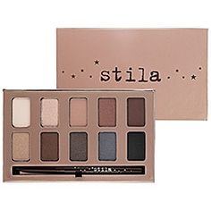 stila In The Light Palette from Sephora. Saved to Beauty. Shop more products from Sephora on Wanelo. Eyeshadow Set, Matte Eyeshadow Palette, Natural Eyeshadow, Makeup Palette, Love Makeup, Beauty Makeup, Hair Makeup, Makeup Tips, Neutral Makeup