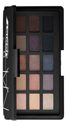 New NARSissist palette. Still a must try on my list....I'm stocking up on matte neutrals right now, and then I'm getting this one! Just ordered the NARSissist new contour eye palette, and getting the Becca Ombre Nudes