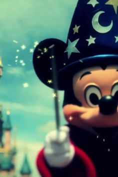 It´s magic... Mickey Mouse #waltdisney #disneyworld
