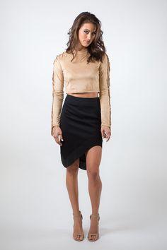 Darcy Asymmetrical Skirt