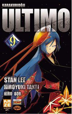 Ultimo - Ma selection #Manga - Stan Lee & Hiroyuki Takei