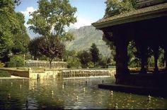 Shalimar gardens - Babür İmparatorluğu - Vikipedi-Şalımar bahçesi (Şrinagar)