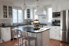Kitchen Photos Open Concept Kitchen Design, Pictures, Remodel, Decor and Ideas - page 11