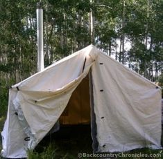 Canvas Wall Tent Fabric 101: Types, Treatments, Strength, Shrinkage and More