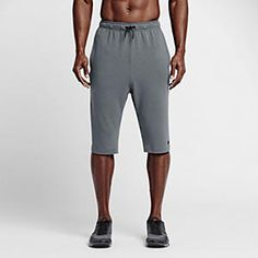 Nike Dri-FIT Fleece Men's Training Shorts