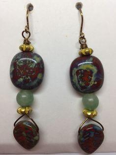 4a9cf4787fa04 4535 Best Earrings images | Earrings, Earrings handmade, Handmade ...