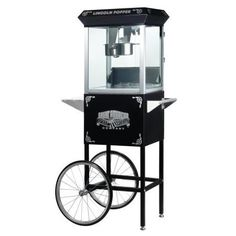 Great Northern Popcorn 6005 Lincoln Antique Popcorn Cart