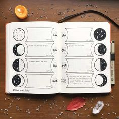 moon Looking to tracking something really special? Why not try these stunning Moon Phase Spreads for your bullet journal, we have for you to be inspired by! Bullet Journal Inspo, February Bullet Journal, Bullet Journal Cover Page, Bullet Journal 2020, Bullet Journal Notebook, Bullet Journal Spread, Bullet Journal Layout, Bullet Journal Ideas Pages, Journal Inspiration