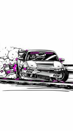 Jdm drift - 10 Basic Things Every Car Owner Should Know It's so easy to get a car these days. Tuner Cars, Jdm Cars, S 500 Amg, Carros Bmw, E Motor, Jdm Wallpaper, Drifting Cars, Car Illustration, Japan Cars