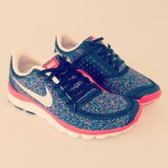 Another masterpiece from Liberty London: Nike Free Run 5.0 #flowers #womensstyle #sneakers