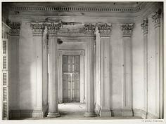 Room at Louisiana Plantation House, 1935 (Walker Evans)