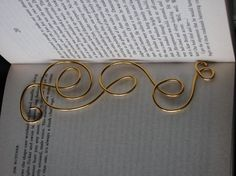 $20.00 gift of a metal bookmark
