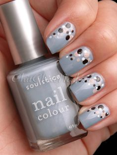 ChitChatNails » Blog Archive » Soulstice Spa Spring 2012 Part 2 Dot Manicure