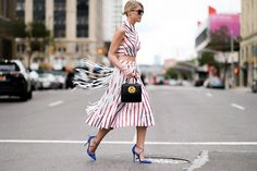 NYFW | Street style en New York Fashion Week