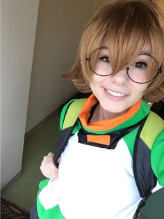 Cosplay Anime Costume Oh my god! Looks like a perfect Pidge! Anime Cosplay, Cosplay Makeup, Cosplay Outfits, Cosplay Costumes, Voltron Costume, Voltron Cosplay, Form Voltron, Voltron Klance, Amazing Cosplay