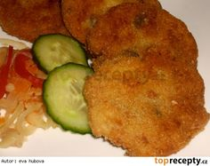 Slovak Recipes, Czech Recipes, Entrees, Zucchini, Recipies, Stuffed Mushrooms, Menu, Lunch, Paleo