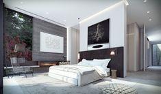 Spacious Sunny Bedroom