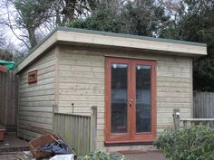 … Contemporary Garden Rooms, Shed, Outdoor Structures, Barns, Sheds