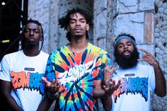 Back To The Elements: Flatbush ZOMBiES Break Mental Chains With Their Ne...