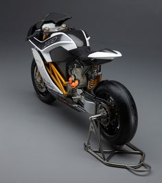 While the MISSION RS MOTORCYCLE is one of the fastest electric bikes ever built, it also presents an energy-conscious commute for those with a need for speed. This pure-electric speed machine will beat almost any high-end supercar from the line, accelerating to 60mph in less than 3 seconds. From there, it climbs to a top end of 150 mph and can keep on cruising for up to 140 miles per charge on a less-aggressive average speed.