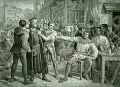 the Jack Cade rebellion in Kent was a precursor to the War of the Roses.