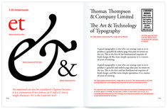 """""""Type Matters!"""" by Jim Williams is a beautifully designed introduction to typography, which is also full of immensely practical information."""