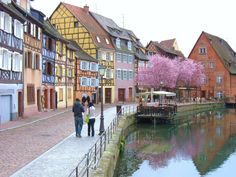 Alsace, had so many strolls by the river....