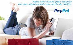 Cartão pré-pago virtual do PayPal, crie o seu agora mesmo para comprar em sites internacionais, semanuidades e surpresas na variação de câmbio.