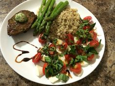 Steak Food To Make, Steak, Grains, Rice, Beef, Homemade, Chicken, Desserts, Meat
