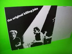 KILLING JOKE LIVE IN LONDON RARE NM VINYL LP POST PUNK THE ORIGINAL KILLING JOKE #KillingJoke #PostPunk #RareVinyl #LPRecords #1980s