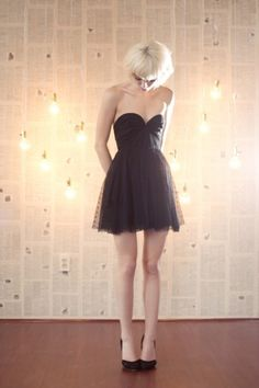 Bridesmaid dress? Or just an adorable party dress :)