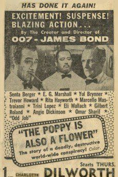 The Poppy Is Also a Flower 1966 Torrent Download
