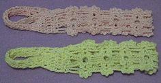 Free crochet pattern: How to crochet headband , with photo tutorial.