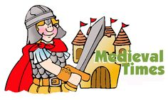 Middle Ages for Kids website with tons of info on the Middle Ages. Just about any topic you need! Includes reading and games.