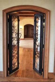 Wrought Iron Products | Hand-Forged Iron Doors, Gates, Windows, & more