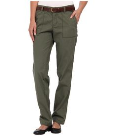 Dockers Misses Belted Utilty Pant Camo - Zappos.com Free Shipping BOTH Ways